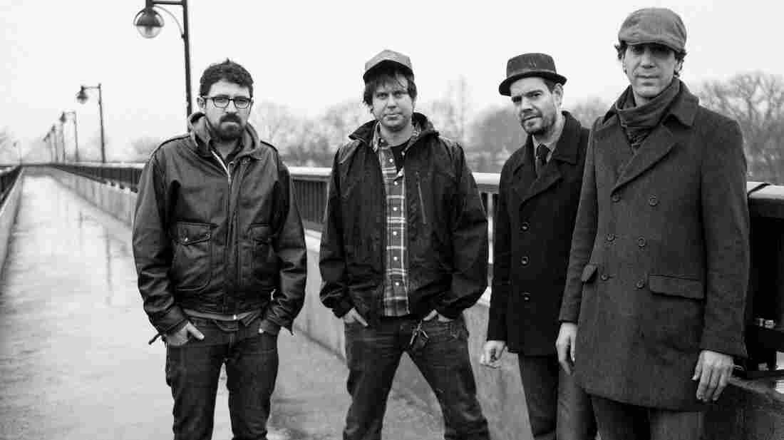 Toronto band New Country Rehab.