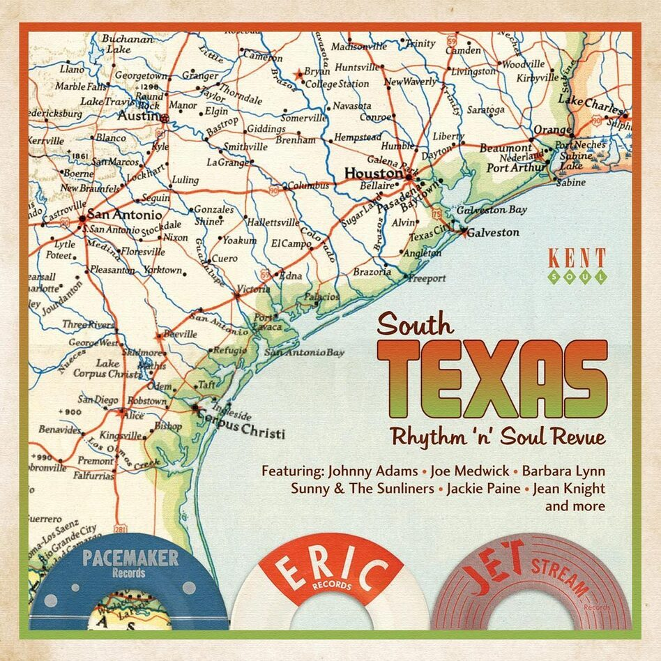 Record producer Huey Meaux wound up in jail twice, but he sure had a knack for finding talent in unlikely places. Some of those songs are included on <em>South Texas Rhythm 'n' Soul Revue</em>.