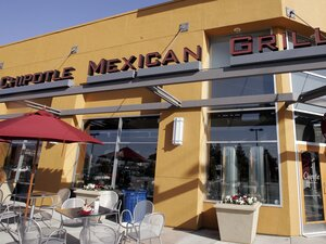 A Chipotle Mexican Grill in Mountain View, Calif., in 2007.