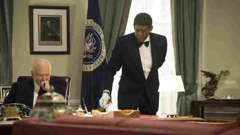 Forest Whitaker turns in a reserved performance as Cecil Gaines, butler to eight U.S. presidents, including Robin Williams' Dwight D. Eisenhower, in a Lee Daniels drama based on the true story of a White House veteran.