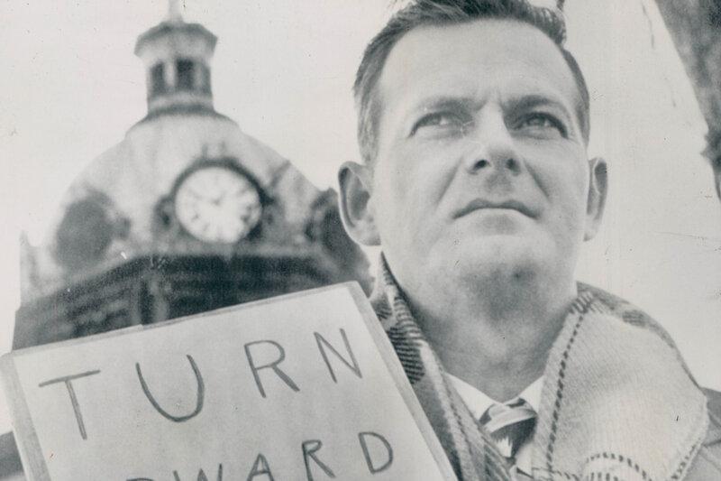 A Postman's 1963 Walk For Justice, Cut Short On An Alabama Road : NPR