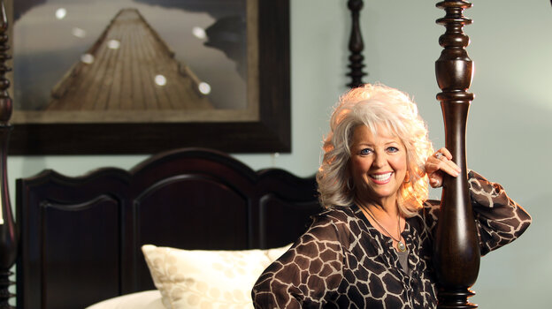 In better times — just last year — Paula Deen promoted a new line of furniture. While Universal Furniture International said in July it will continue to market the Paula Deen Home Collect