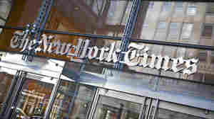'The New York Times' Site, Apps Return After Two-Hour Outage