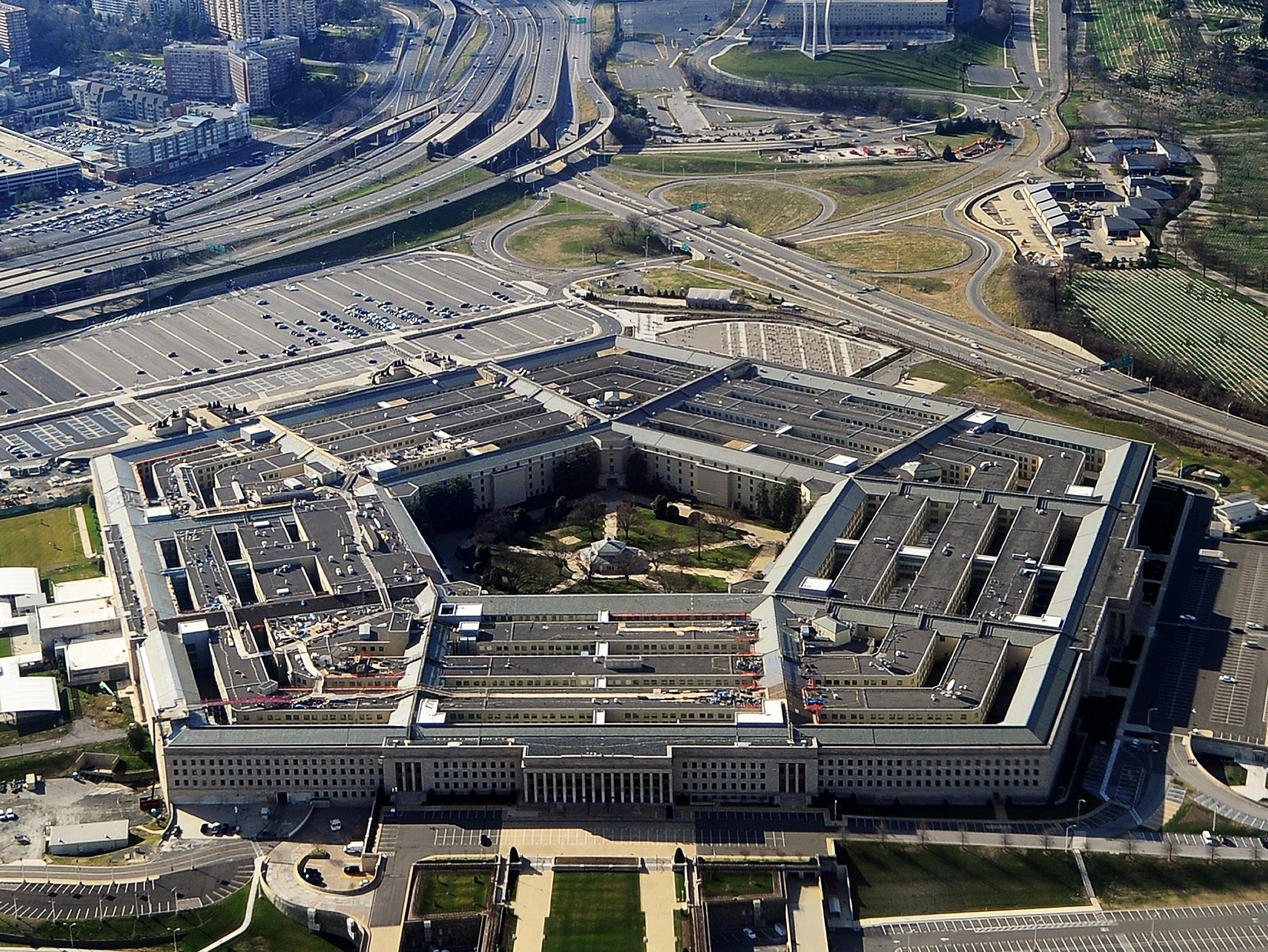 Pentagon Details Plan To Extend Benefits To Same-Sex Spouses