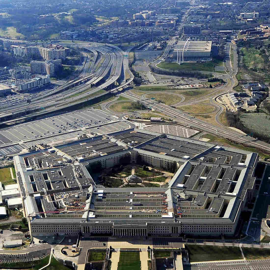 Pentagon Details Plan To Extend Benefits To Same-Sex Spouses