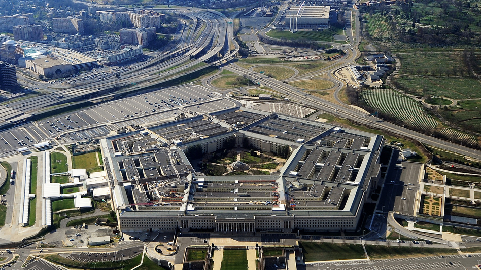 The Pentagon said Wednesday that it will extend benefits to same-sex spouses of service members and civilian employees. (AFP/Getty Images)