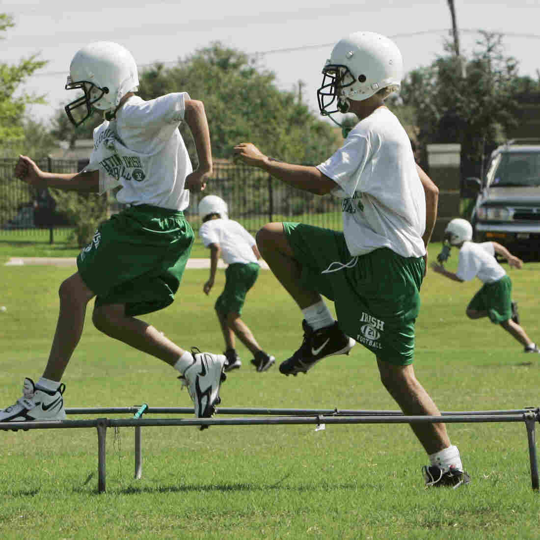 A Safety Checklist To Save Teen Athletes' Lives