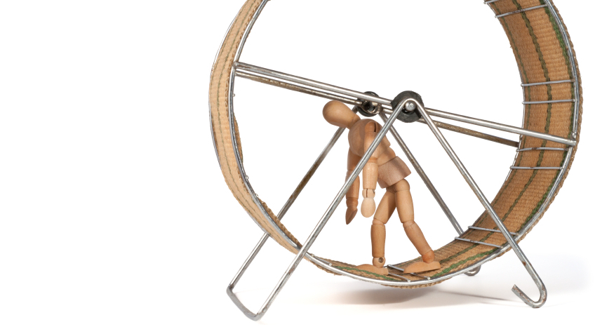 Doctors Look For A Way Off The Medical Hamster Wheel