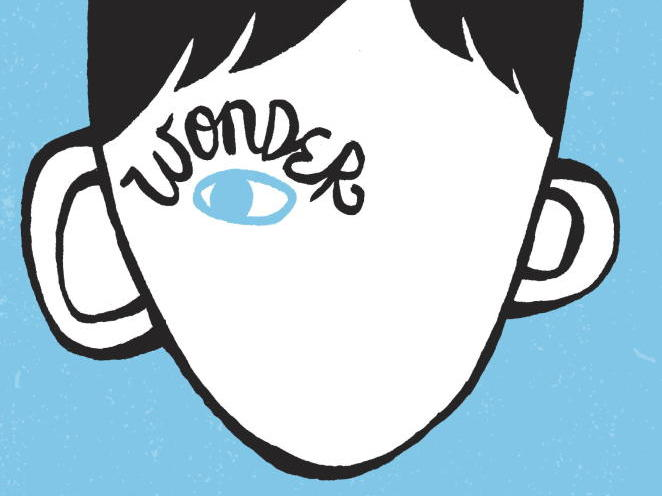 an analysis of courage in wonder a book by r j palacio