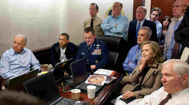 Obama Played Cards The Day Bin Laden Was Killed: Important?