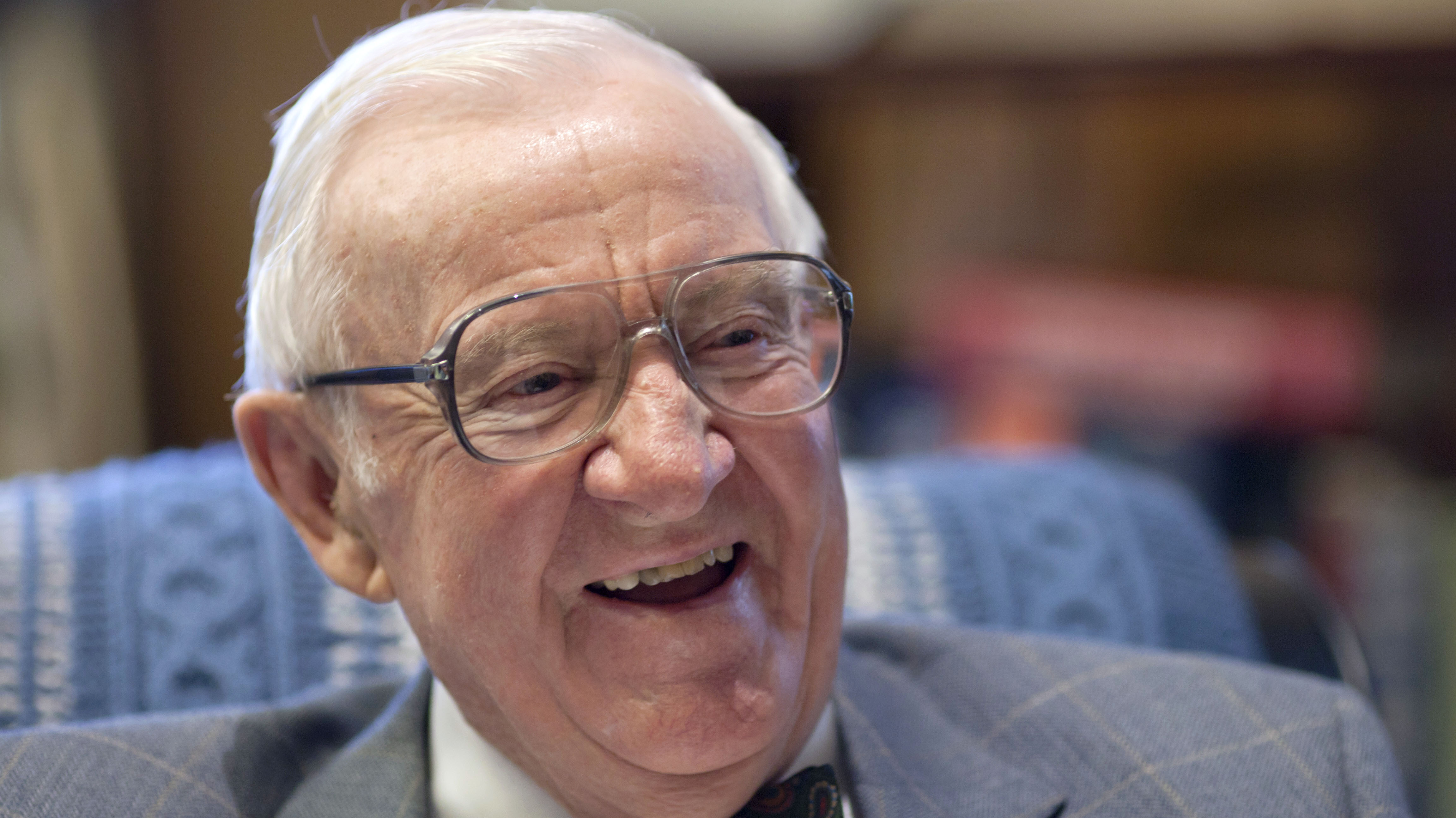 Retired Justice John Paul Stevens, A Maverick On The Bench, Dies At 99