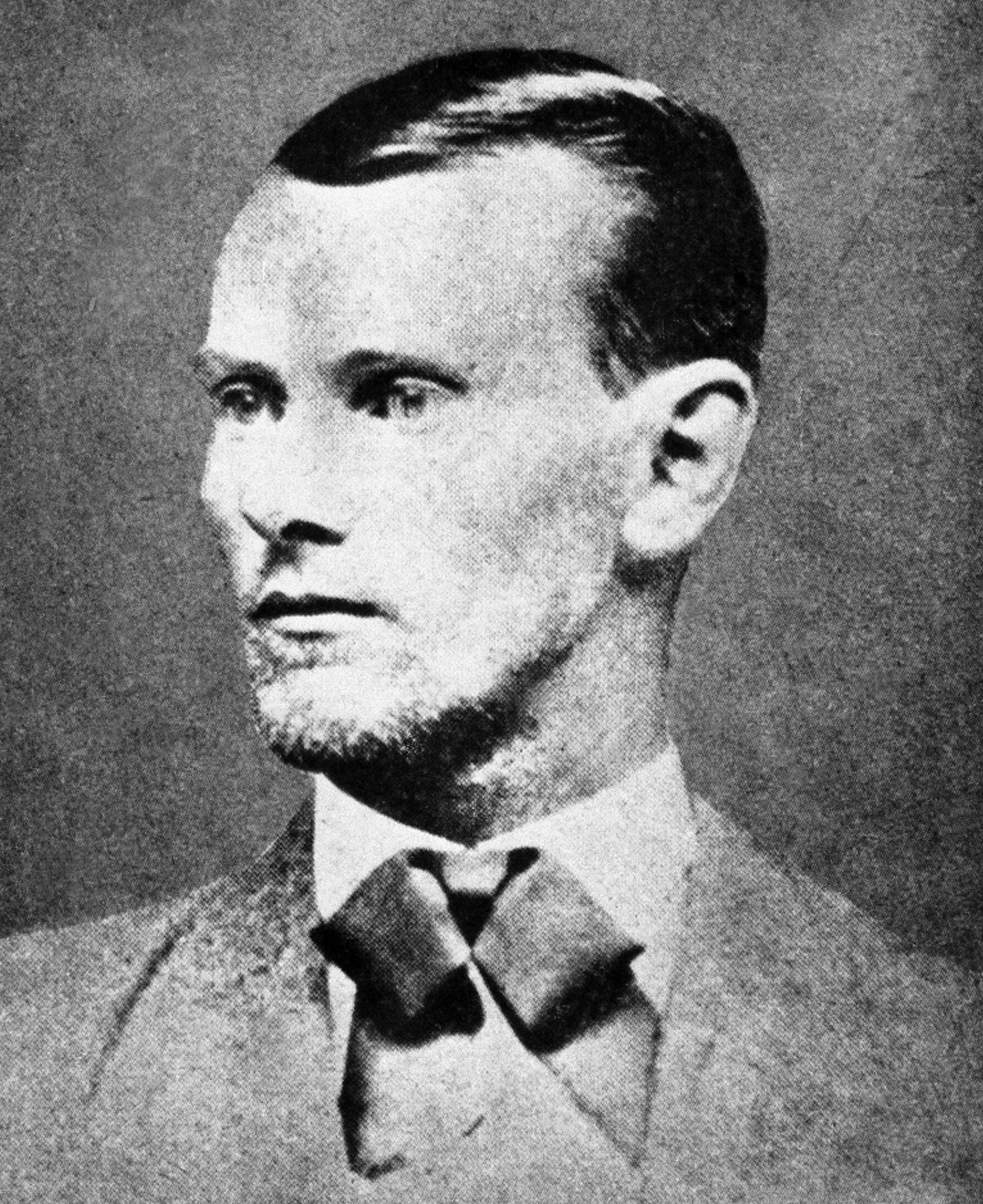 Image result for jesse james outlaw