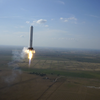 VIDEO: 'Sideways Rocket Hop' By SpaceX Prototype