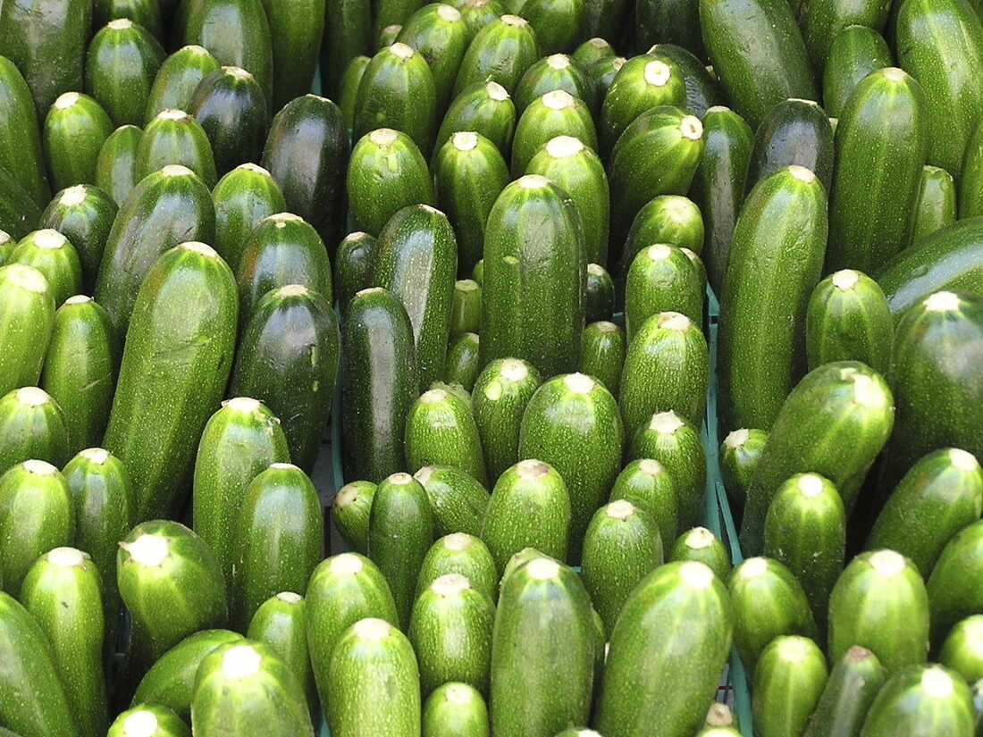 Greek Zucchini Salad
