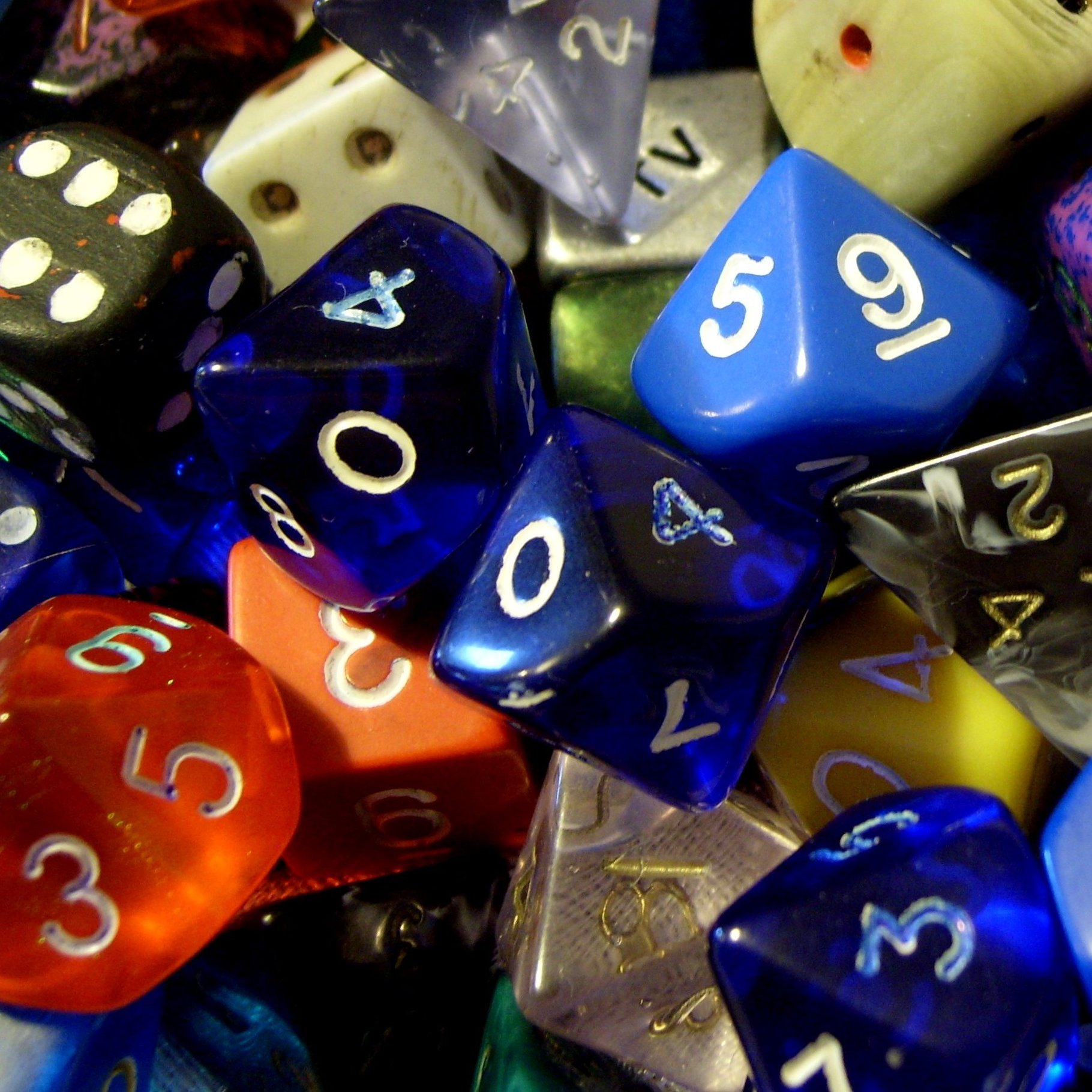Whether or not you'll someday get cancer or any disease can feel like a roll of hundreds of dice.