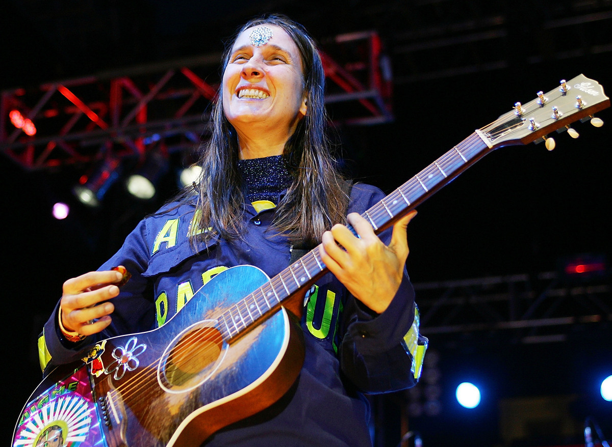 Andrea Echeverri: New Latin Music That's Rocking The Americas : Alt.Latino : NPR
