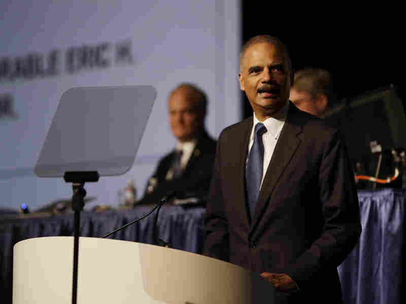 U.S. Attorney General Eric Holder is calling for major changes to the nation's criminal justice system that would cut back the use of harsh sentences for certain drug-related crimes.