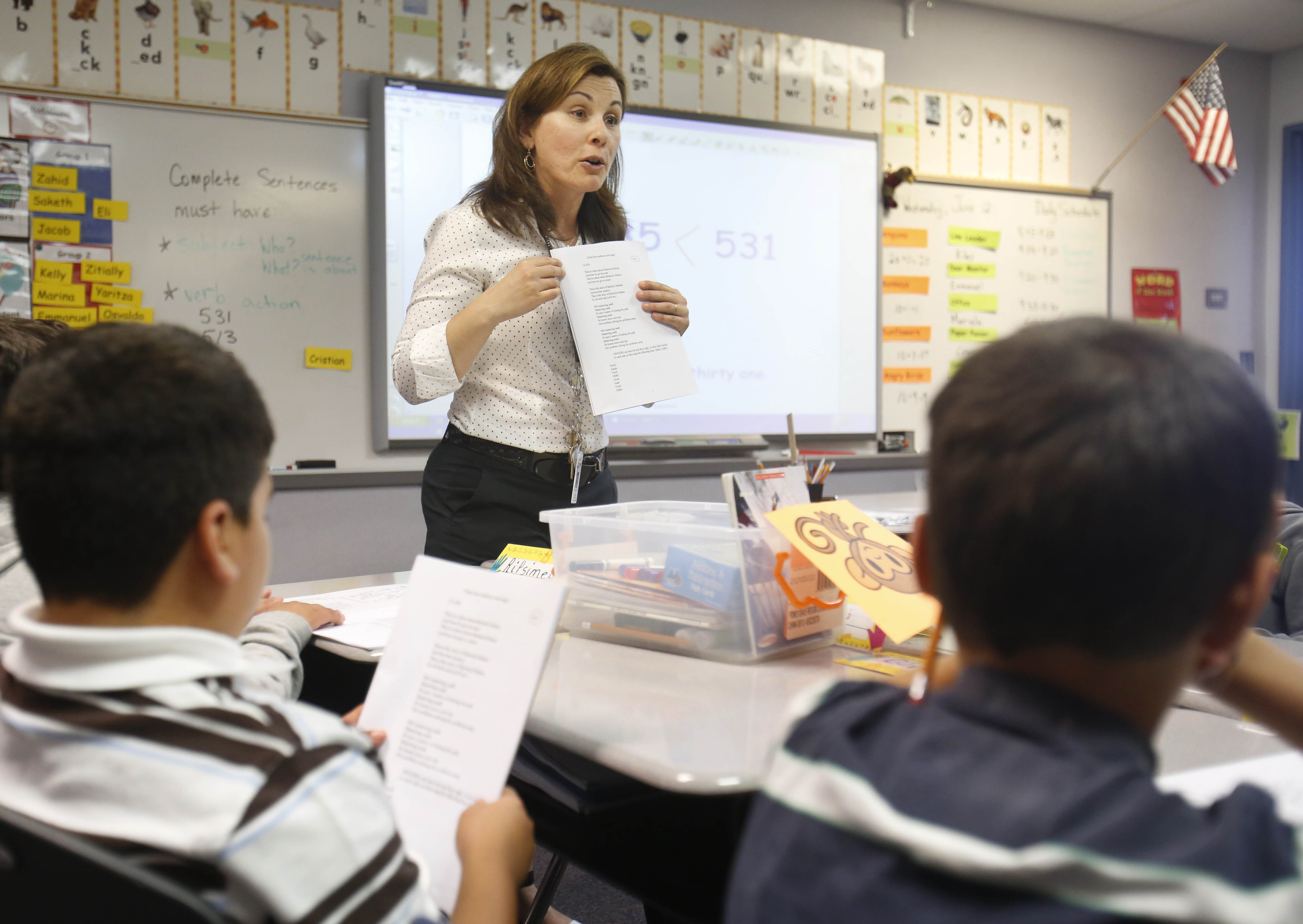 California Upends School Funding To Give Poor Kids A Boost