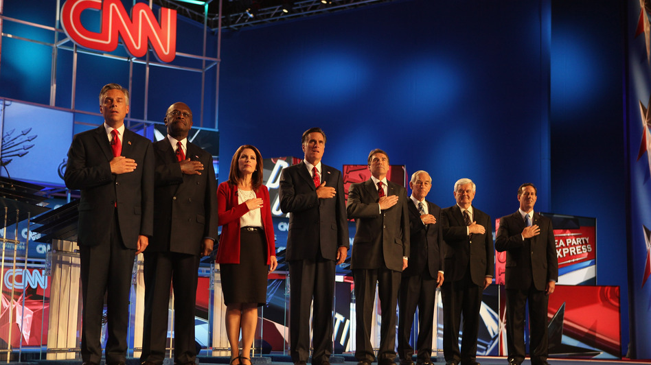 During the 2012 campaign cycle, CNN was among several news networks that hosted Republican debates. Now, the GOP says it doesn't want to be on either that network or NBC.