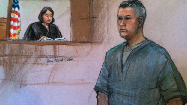 """John Willis, also known as """"White Devil John"""" in Cantonese, was sentenced to 20 years in prison for money laundering and drug charges."""