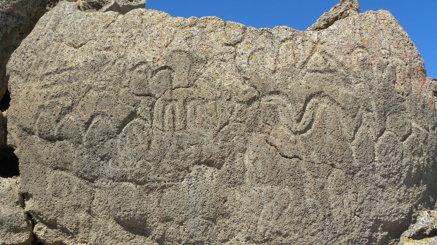 N Americas Oldest Known Petroglyphs Discovered In Nevada Npr