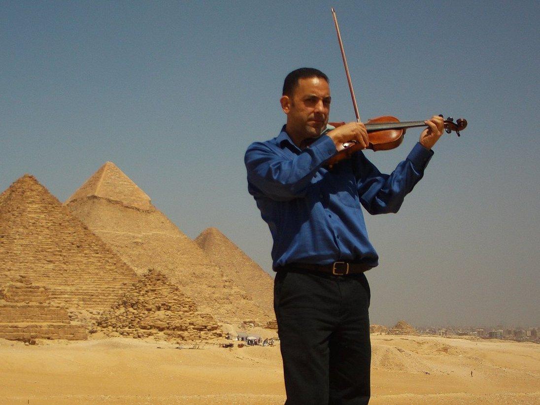 Andrea Echeverri: Sufi Mystics Get A Modern Soundtrack : NPR