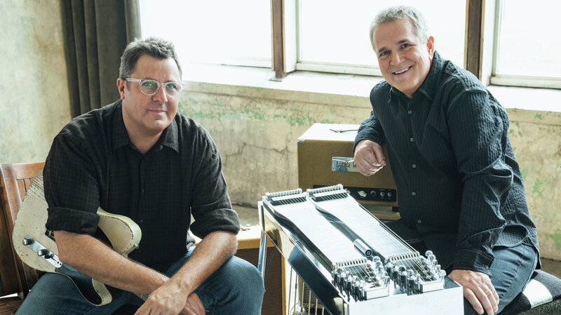 Vince Gill And Paul Franklin Break Down The Bakersfield Sound : NPR