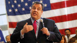 New Jersey Gov. Chris Christie, seen in 2011, signed a bill barring licensed therapists from trying to turn gay teenagers straight.