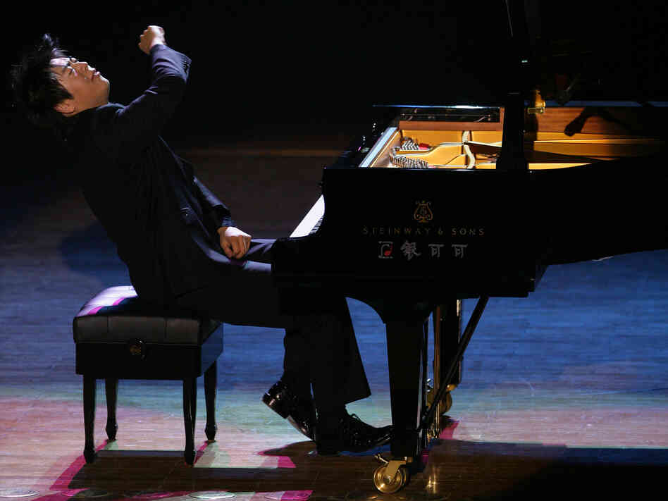 If someone like Lang Lang were starting out now, the energetic concert pianist could nail every piano competition without the judges ever hearing a note, according to a new study.