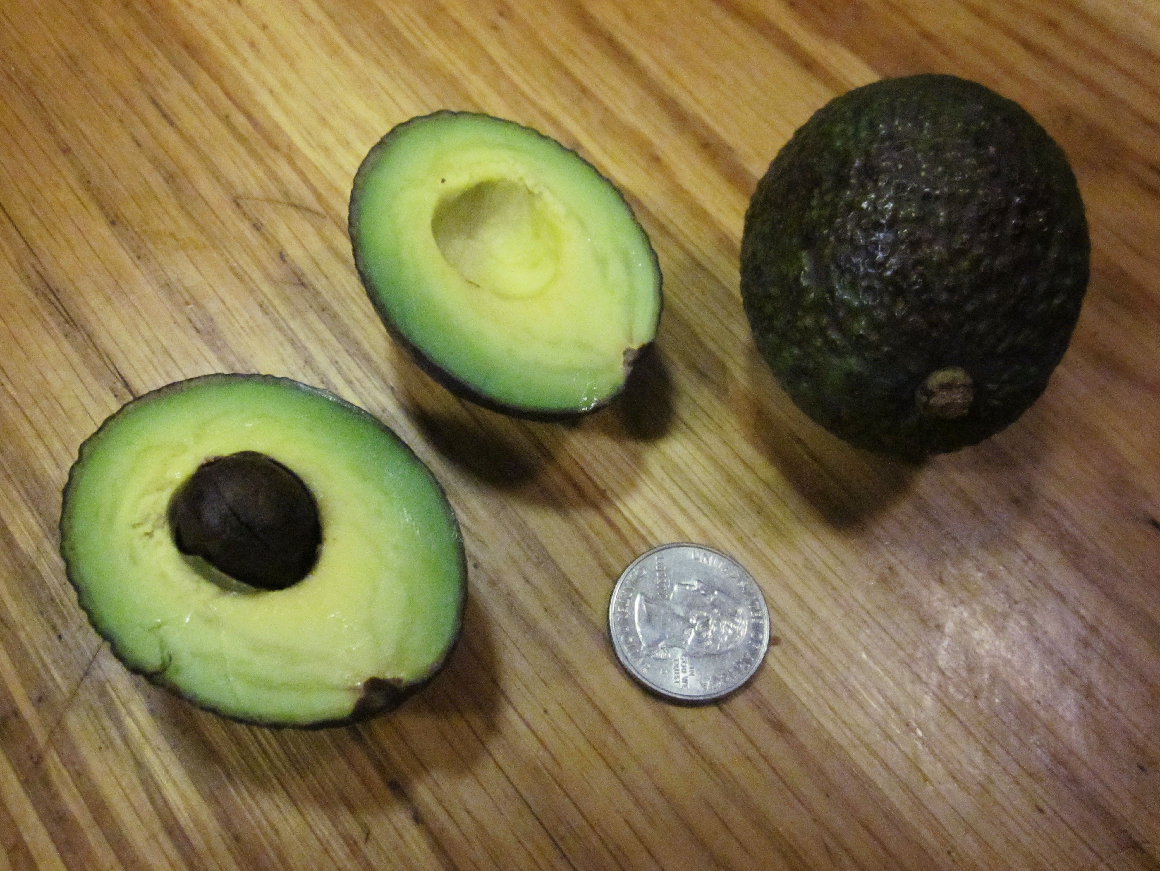 Incredibly Shrinking Avocados: Why This Year's Fruit Are So Tiny
