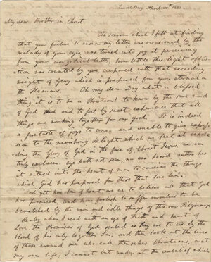 The DPLA has millions of items available online, like this letter written by onetime slave owner William H.W. Barnwell.