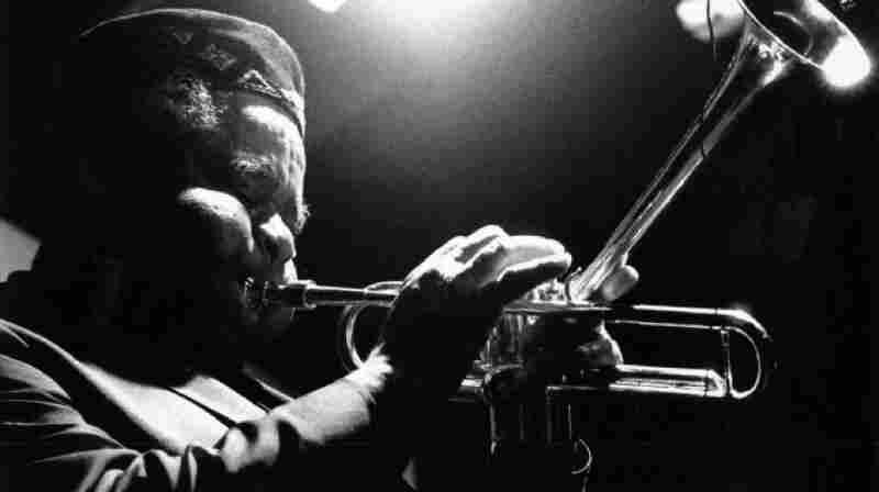 Dizzy Gillespie.