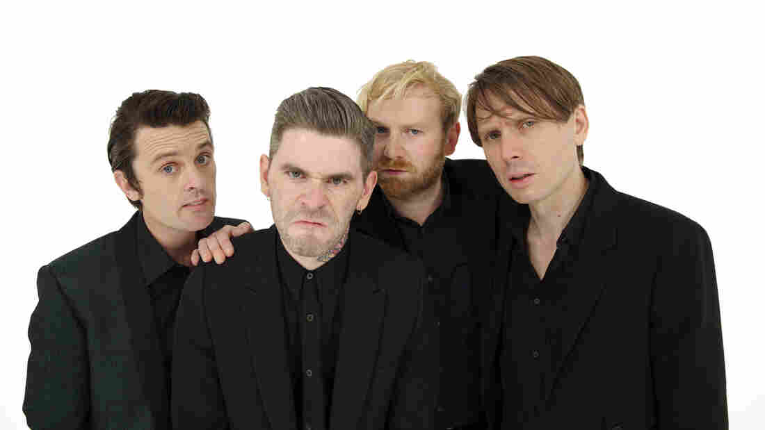 Franz Ferdinand's new album, Right Thoughts, Right Words, Right Action, comes out August 27.