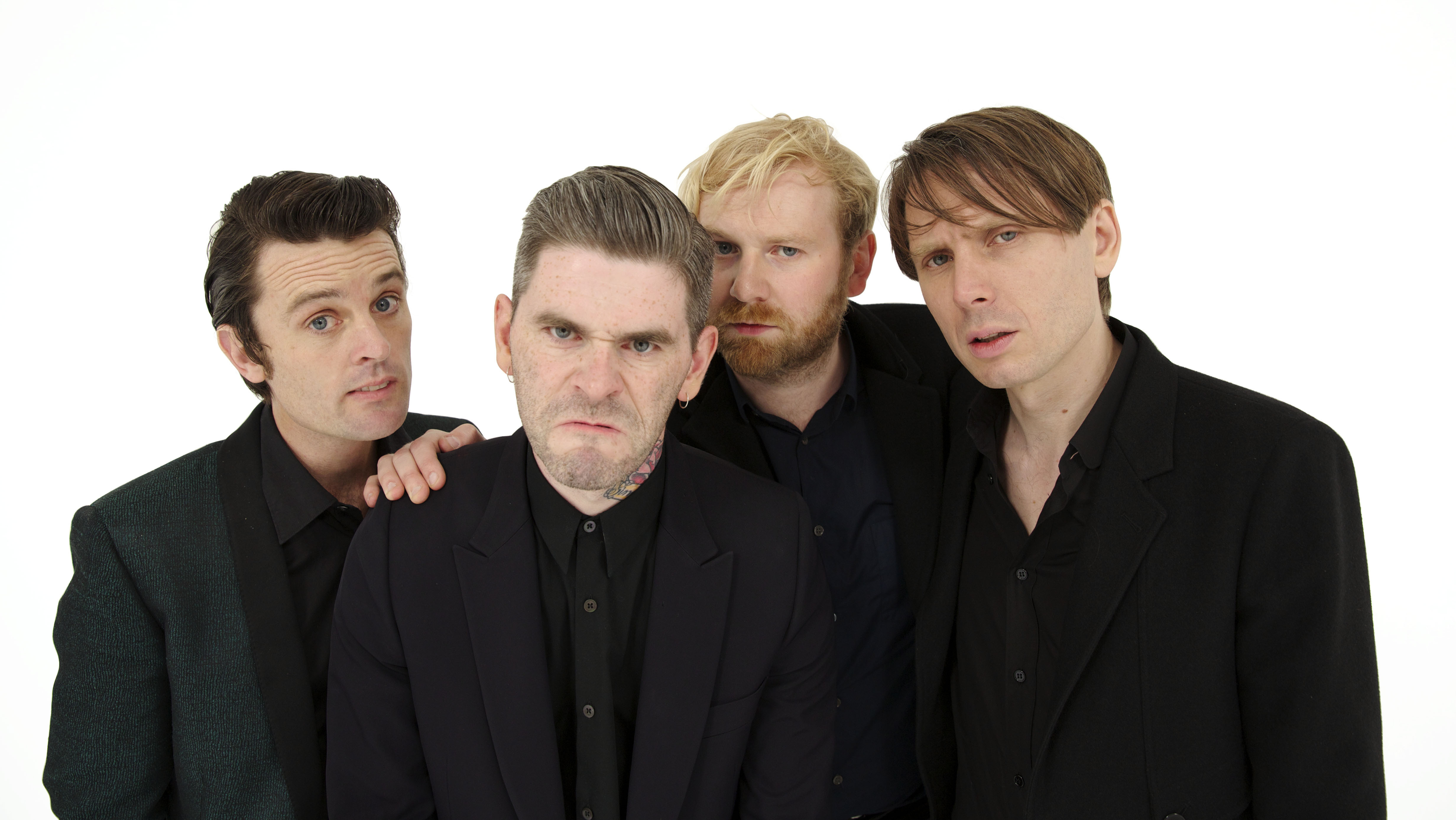 First Listen: Franz Ferdinand, 'Right Thoughts, Right Words, Right Action'