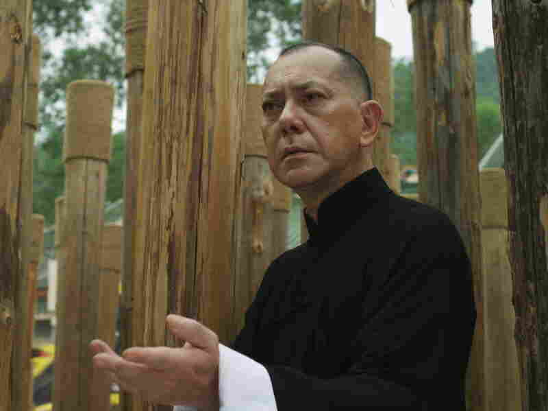 Anthony Wong plays an older Ip Man in Ip Man: The Final Fight, which will open in the U.S. on Sept. 20.