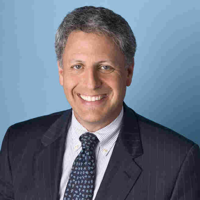 NPR CEO and President Gary Knell.
