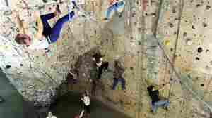 Obama's College-Cost Tour Is A Chance To Get Past Climbing Walls