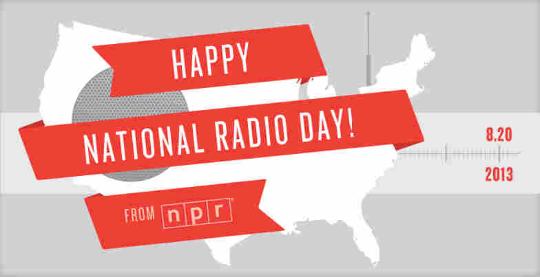 Happy National Radio Day 2013