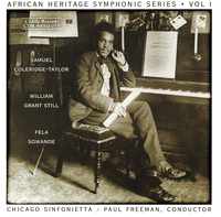 William Grant Still's Symphony No. 1, 'Afro-American.'