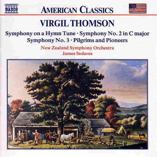 Virgil Thomson's Symphony on a Hymn Tune.