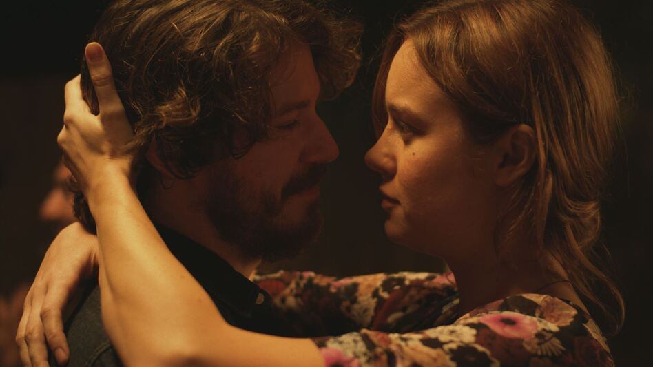 John Gallagher Jr. and Brie Larson play young counselors not too far removed from their own adolescent struggles. (Cinedigm)
