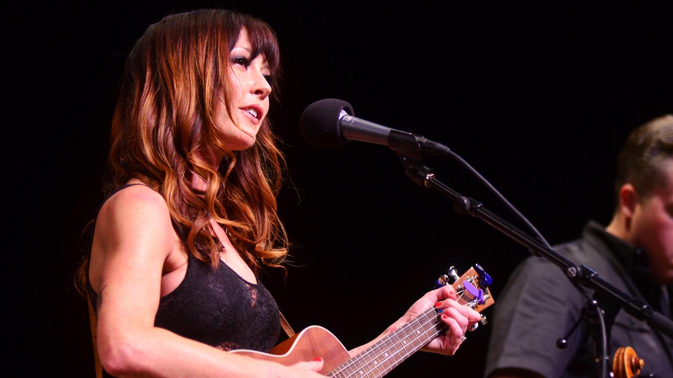 Amanda Shires On Mountain Stage NPR