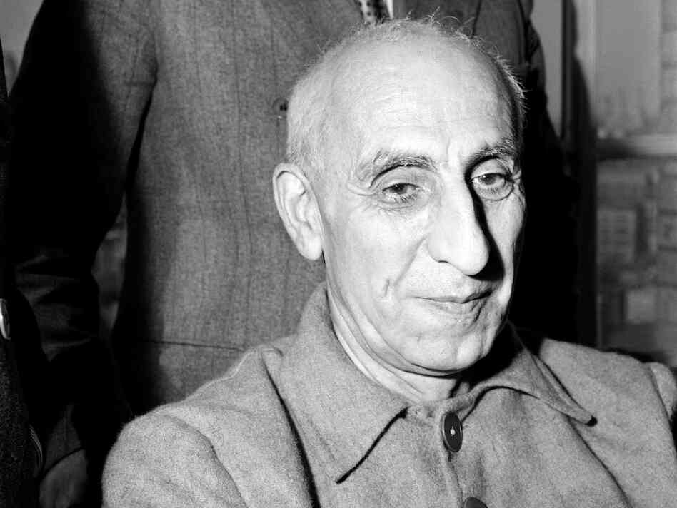 Iranian Prime Minister Mohammad Mossadegh in October 1951. The CIA this week acknowledged publicly for the first time that it played a role in the coup that ousted Mossadegh.