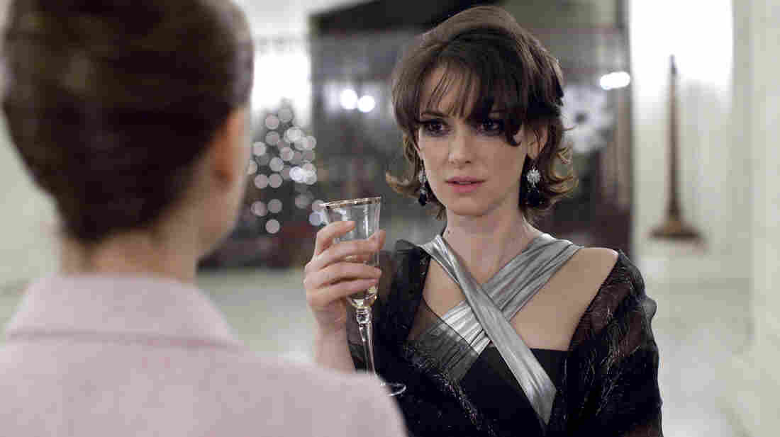 Winona Ryder in the 2010 thriller Black Swan