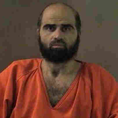 Maj. Nidal Hasan faces 13 counts of premeditated murder and 32 counts of attempted murder for the November 2009 shootings at Fort Hood, Texas.