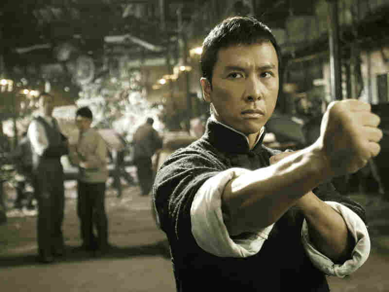 Donnie Yen played Ip Man in the 2008 film Ip Man and its 2010 sequel Ip Man 2.