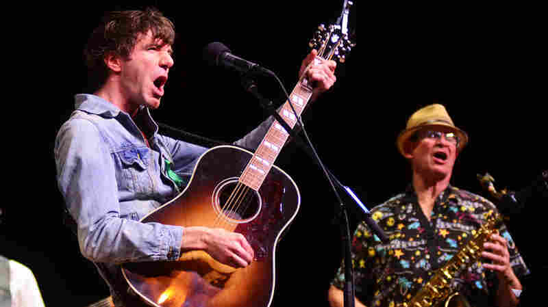 Stephen Kellogg On Mountain Stage