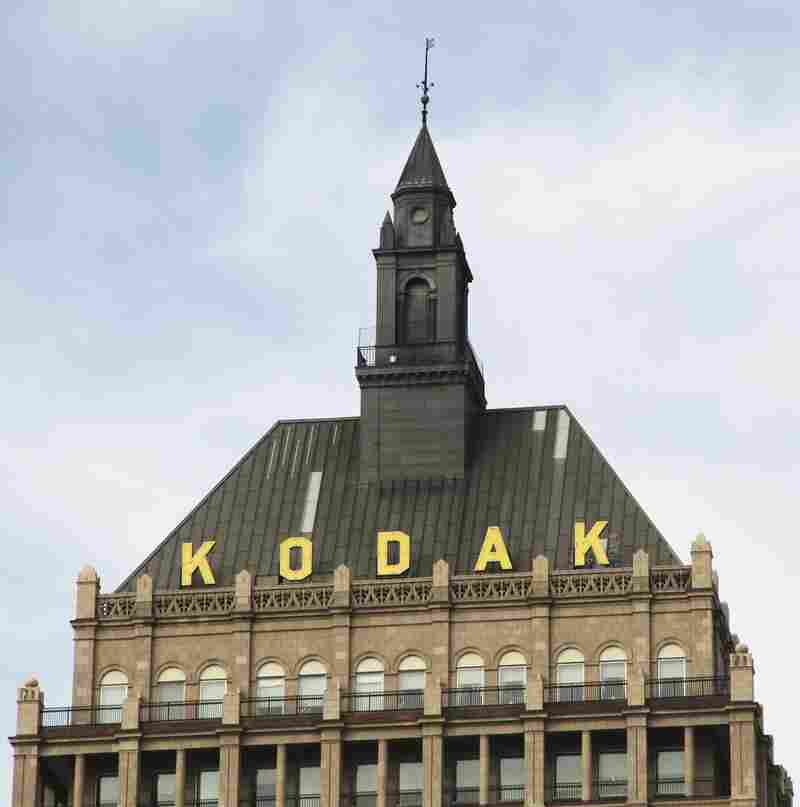 The Eastman Kodak Co. corporate headquarters in Rochester, N.Y.