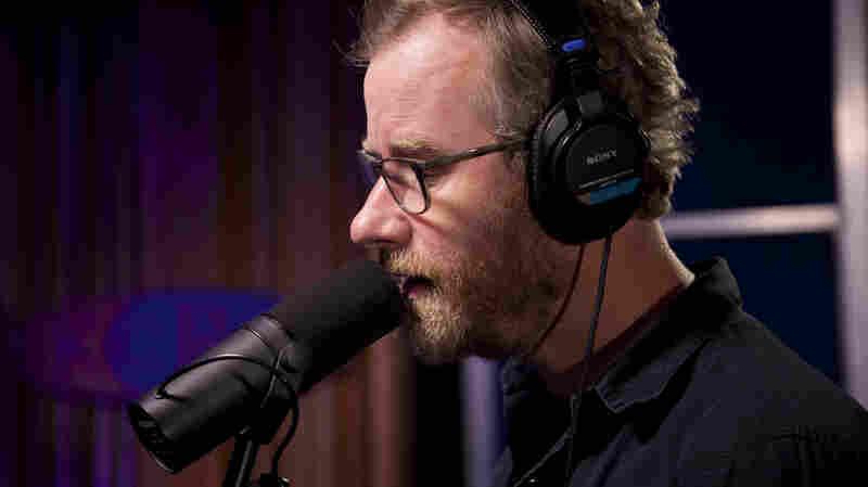 Matt Berninger of The National.