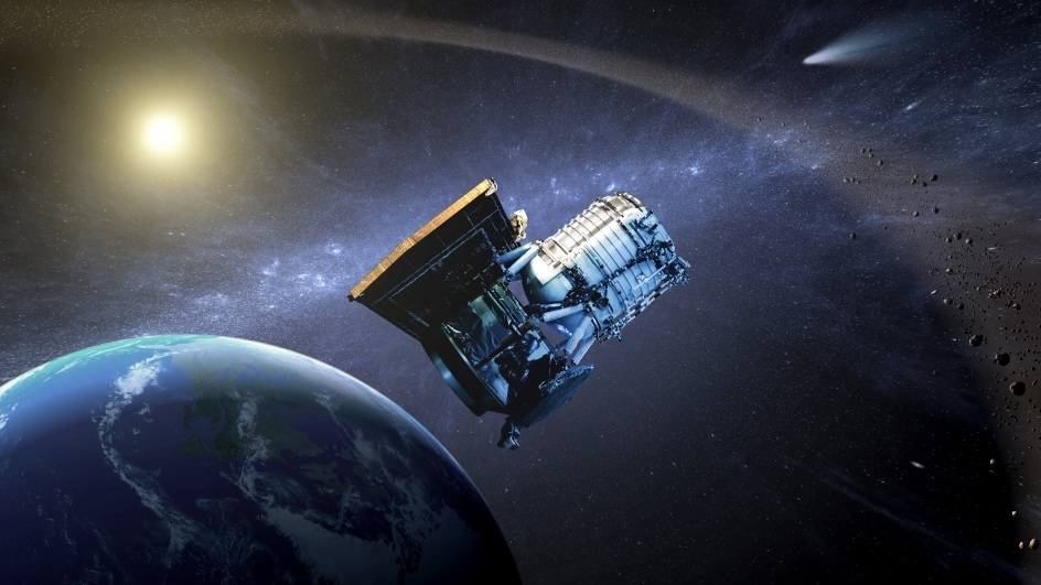 NASA Reactivating Spacecraft To Hunt For Near-Earth Asteroids
